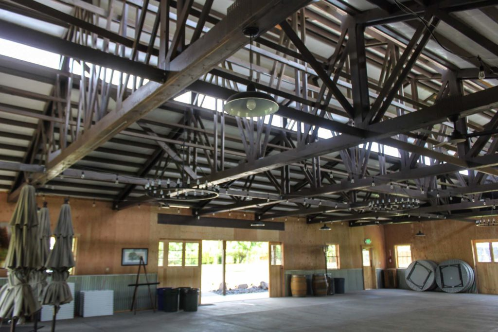 Steel Buildings - Wallace Construction